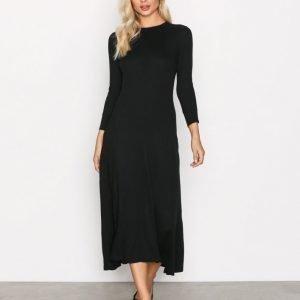 Polo Ralph Lauren Longsleeve Casual Dress Pitkähihainen Mekko Black