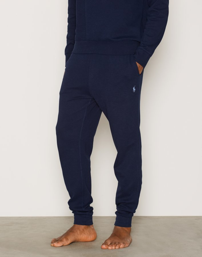 Polo Ralph Lauren Pant Knit Collegehousut Cruise Navy USA