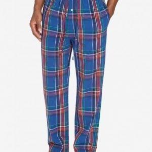 Polo Ralph Lauren Pyjama Long Pant Pyjamahousut Kuviollinen