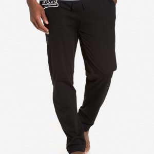 Polo Ralph Lauren Pyjama Long Pants Pyjamahousut Black