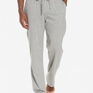 Polo Ralph Lauren Pyjama Pant W/Self Waist Loungewear Heather Grey