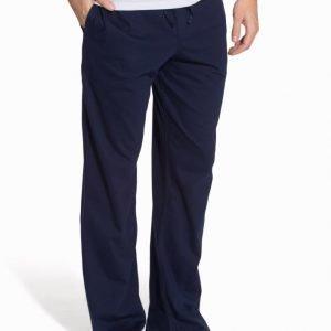 Polo Ralph Lauren Pyjama Pant W/Self Waist Loungewear Navy