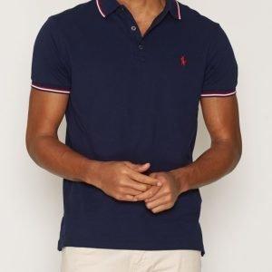 Polo Ralph Lauren Short Sleeve Mesh Knit Pikeepaita Navy