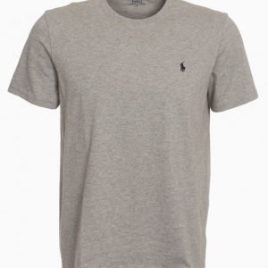 Polo Ralph Lauren Short Sleeved Crew Loungewear Heather Grey