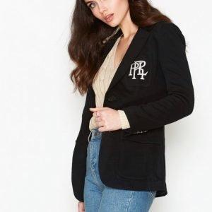 Polo Ralph Lauren Two Button Pocket Blazer Jakku Black