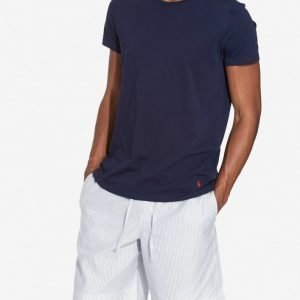 Polo Ralph Lauren Wide Neck Crew Loungewear Navy