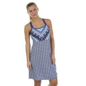 Prana Cora Dress Mekko Sininen