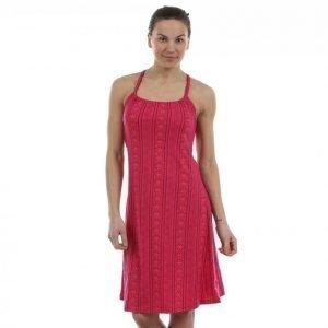 Prana Quinn Dress Mekko Punainen