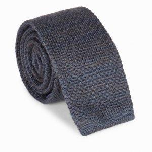Premium by Jack & Jones Jacmilton Knit Tie Solmio Tummanvihreä
