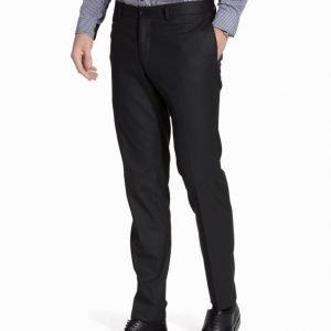 Premium by Jack & Jones Jjroy Trousers Black Noos Puvunhousut Musta