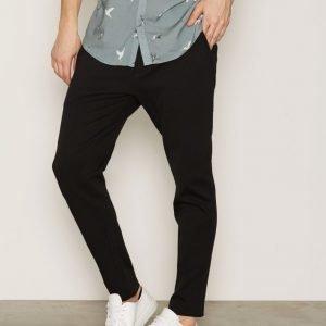 Premium by Jack & Jones Jprandy Sweat Pant Exp Pukuhousut Black