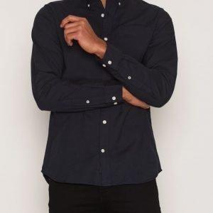 Premium by Jack & Jones Jprclassic Shirt L/S Noos Kauluspaita Tummansininen