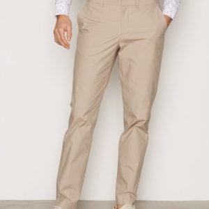 Premium by Jack & Jones Jprcorban Trouser Sts Housut Vaaleanruskea