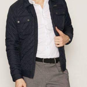 Premium by Jack & Jones Jprevan Jacket Takki Tummansininen