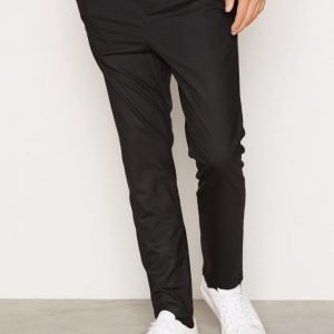 Premium by Jack & Jones Jprfrankie Trouser Noos Housut Musta