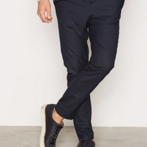 Premium by Jack & Jones Jprfrankie Trouser Noos Housut Tummansininen