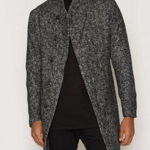Premium by Jack & Jones Jprgotham Wool Coat Noos Villakangastakki Tummanharmaa