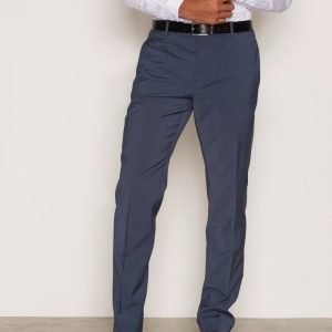 Premium by Jack & Jones Jprgregory Trouser Pukuhousut Tummansininen