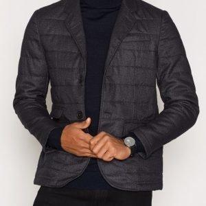 Premium by Jack & Jones Jprleeming Blazer Jacket Bleiseri Tummansininen