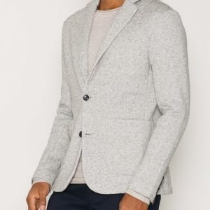 Premium by Jack & Jones Jprloyd Sweat Blazer V3 Bleiseri Vaaleanharmaa