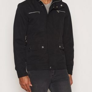 Premium by Jack & Jones Jprmads Jacket Takki Musta