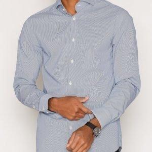 Premium by Jack & Jones Jprmichael Shirt L/S Noos Kauluspaita Tummansininen