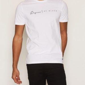 Premium by Jack & Jones Jprnox Tee Ss Crew Neck T-paita Valkoinen