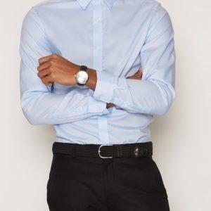 Premium by Jack & Jones Jprphantom Shirt L/S Noos Kauluspaita Sininen