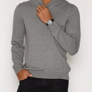 Premium by Jack & Jones Jprprime Knit Shawl Neck Pusero Harmaa
