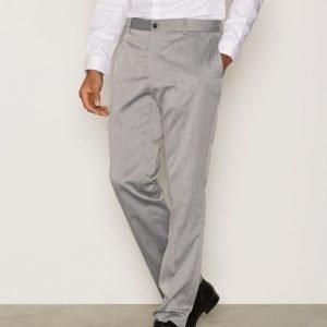 Premium by Jack & Jones Jprsamuel Trouser Noos Pukuhousut Vaaleanharmaa