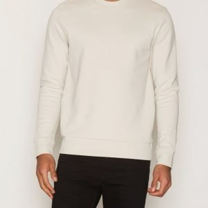 Premium by Jack & Jones Jprsimon Sweat Ls Crew Neck Pusero Vaaleanharmaa
