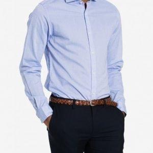 Premium by Jack & Jones jjprLYNN Shirt L/S Noos Kauluspaita Sininen