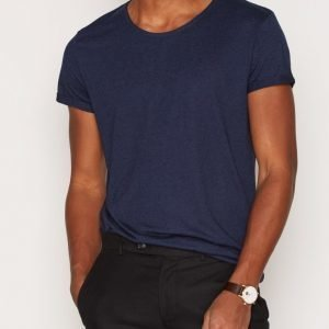 Premium by Jack & Jones jjprRANDY Tee Ss Crew Neck T-paita Navy