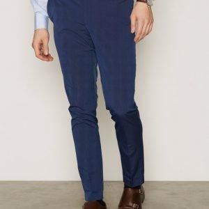 Premium by Jack & Jones jjprROY Trousers Structure CAR01 No Puvunhousut Tummansininen