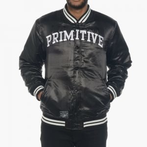 Primitive Apparel Rival Satin Jacket