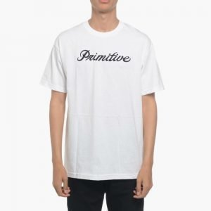 Primitive Apparel Signature Script Tee