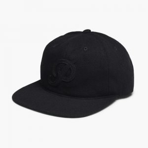 Primitive Skateboards Classic P Blackout Strapback