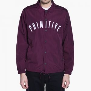 Primitive Skateboards Condensed Coach Jacket