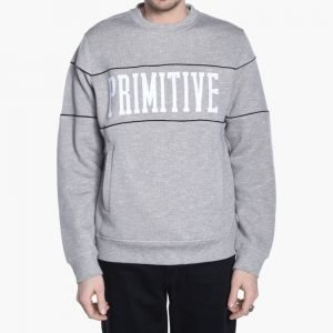 Primitive Skateboards Piped Crew