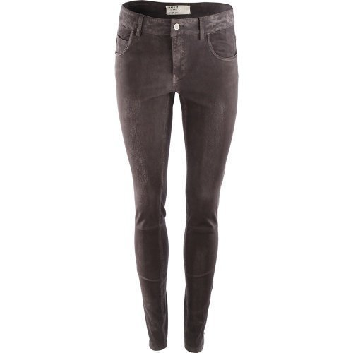 Pulz Anya Skinny Pant Smoke Brush