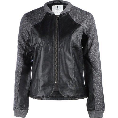 Pulz Asra jacket Black