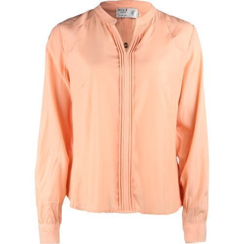 Pulz Evaline blouse Coral