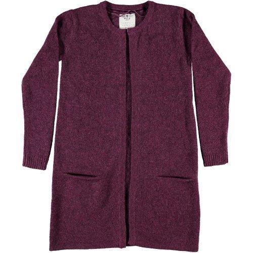 Pulz Jeans Astrid Cardigan Purple