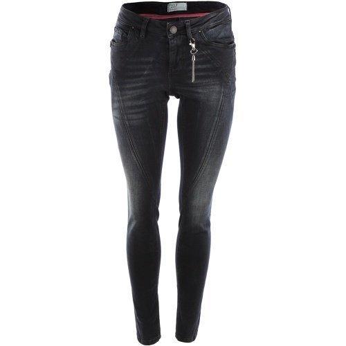 Pulz Jeans Jenny Skinny Jeans Mid Waist Woman 1813