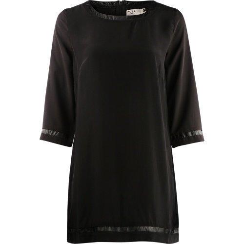 Pulz Jeans Kati 3/4 Tunic Woman Black