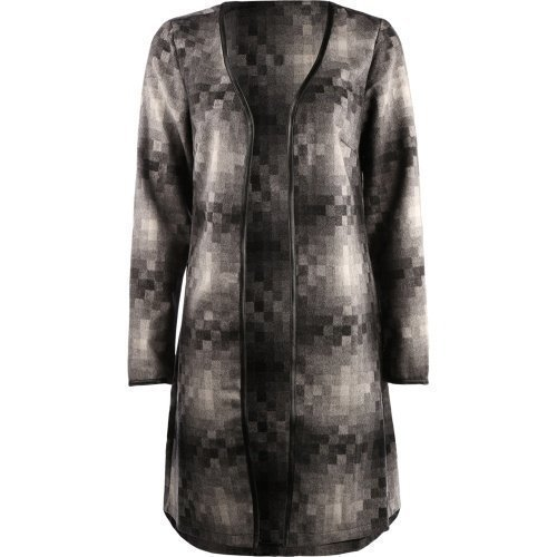 Pulz Jeans Liba L/S Jacket Woman Grey