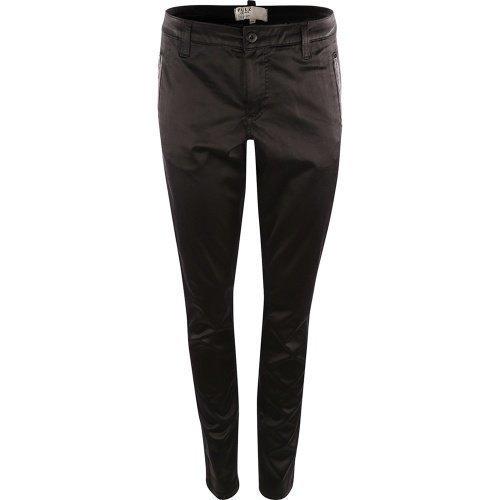 Pulz Jeans Tara Loose Pant Woman Black