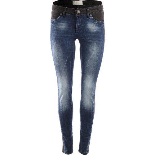 Pulz True Skinny jeans Blue Denim