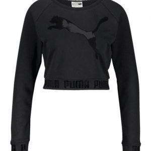 Puma Cropped Sweat Collegepaita