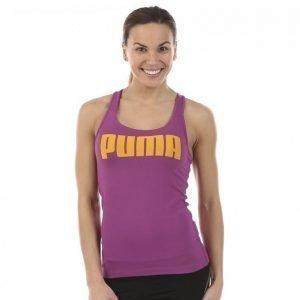 Puma Essential Puma Tank Top Treenitoppi Lila